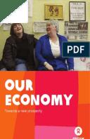 Our Economy: Towards a new prosperity