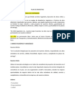 Plan de Marketing Hcm Ingeniria