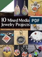Mixed Media Jewelry