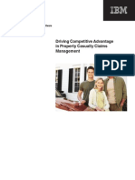 Insurance Property Casualty White Paper