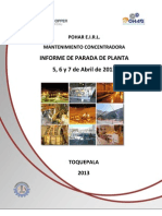 Formato Informe PDP2013 Contratista