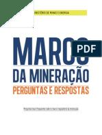 Perguntas e respostas - Novo Marco da Mineração