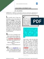 Ejercicio 6 Word Columnas