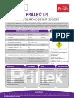 Ficha Tecnica Prillex Lr