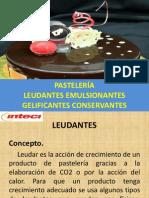 Insumos de Pasteleria