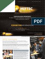 MEFTEC 2012 Exhibitor Brochure_Dubai