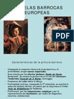 pintura barroca española