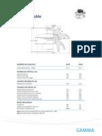 Aislador Tipo Pin Porcelana ANSI 56-3