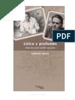 Lirico y Profundo-Vida de Julio Goyen Aguado-La Verdadera Historia de La Cueva de Los Tayos-Guillermo Aguirre