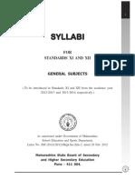 HSC Syllabus LATEST