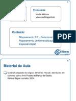 Aula_018 - Mapeamento de Generalização