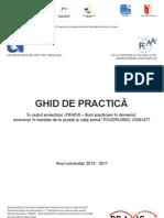 PRAXIS Ghid de Practica
