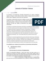 Determinacion de Proteinas y Enzimas ( Listoooo)