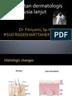 Geriatric Dermatology