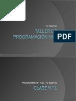 Introduccion a La TV Digital