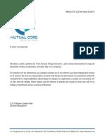 Carta Mutualcore OK