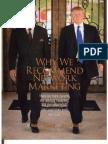 Why Networkmarketing (Kiyosaki Trump) En