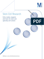 Stem Cell Research Product Guide