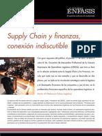 Supply Chain y finanzas, conexión indiscutible