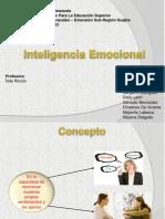 Presentación de Inteligencia Emocional