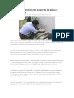 06-06-13 Oaxacahoy SSO Verifica Condiciones Salubres de Pipas y Pozos de Agua