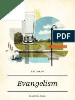 A Guide to Evangelism (Dan DeWitt)