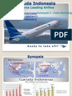 Case Garuda Indonesia