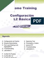 Extreme Networks B2 Configuracion L2 Basica