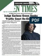 Judge Earlene Green Times News web file