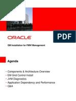 EM Installation for FMW Management