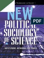 [Scott Frickel, Kelly Moore] the New Political Soc