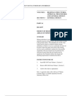 14.01 - General Design - Structures in Areas of Mining Subsidence - BD-10-97