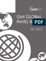 GMI Global Panel Book