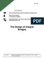 03.12 - General Design - Design of Integral Bridges