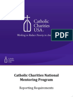 CCUSA National Mentoring Program - Program Reporting Webinar