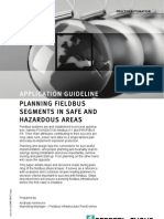 Planning Fieldbus Segments
