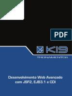 k19 k22 Desenvolvimento Web Avancado Com Jsf2 Ejb3.1 e Cdi(1)