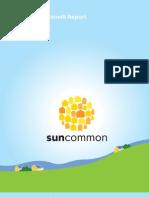 SunCommon's 2012 Annual Benefit Report