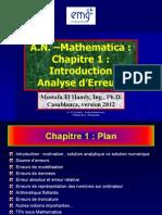 Analyse Numérique El Hamly Chap1.2011-12