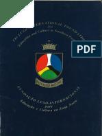 CLIP - Colegio Luso Internacional do Porto - Estudo Estratégico por Artur Victoria - 1989
