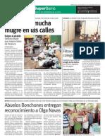Super Barrio 19 junio Fospuca Baruta. escuela Fermín Toro abuelos bonchones