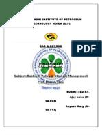 Rajiv Gandhi Institute of Petroleum Technology Noida Gail Final