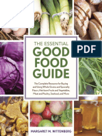 The Essential Good Food Guide- Excerpt