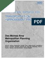 Transportation Improvement Program FY 2006-2008