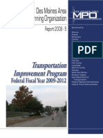 Transportation Improvement Program FY 2009-2012