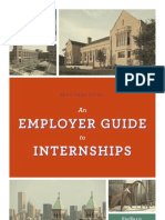 Internship Best Practices Employer Guide Sept 2012