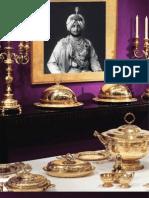 The Maharaja of Patiala's Banqueting Silver Service