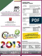 Calendario Tributario2013