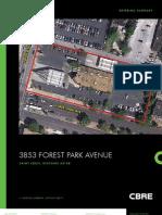 3853 Forest Park Avenue - Commercial Real Estate Flyer