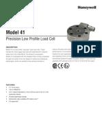 Model 41 Datasheet